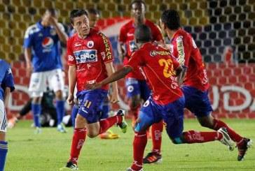 Deportivo Pasto venció a Millonarios y comparte el liderato con Junior