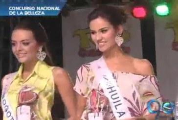 90 Minutos en el Concurso Nacional de la Belleza