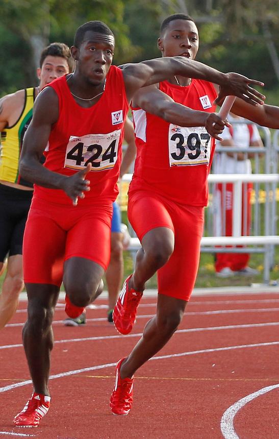 Valle sumó 4 oros en atletismo en los Nacionales