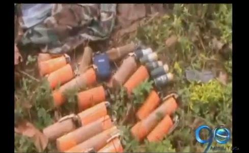Policías repelieron ataque de las Farc en zona rural de Tumaco, Nariño