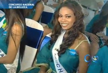 90 Minutos en el Reinado Nacional de Belleza 2012
