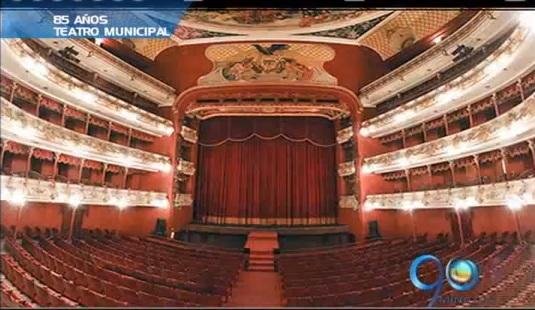 El Teatro Municipal Enrique Buenaventura cumple 85 años