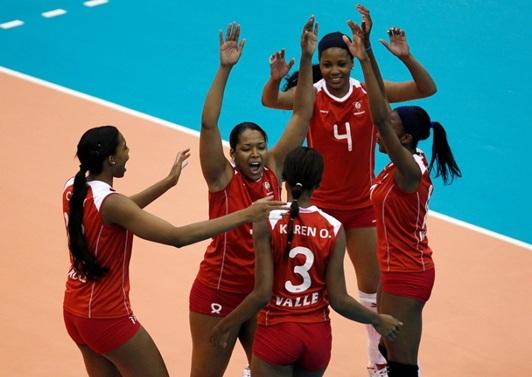 Valle conquistó la presea de oro en voleibol ante Bolívar