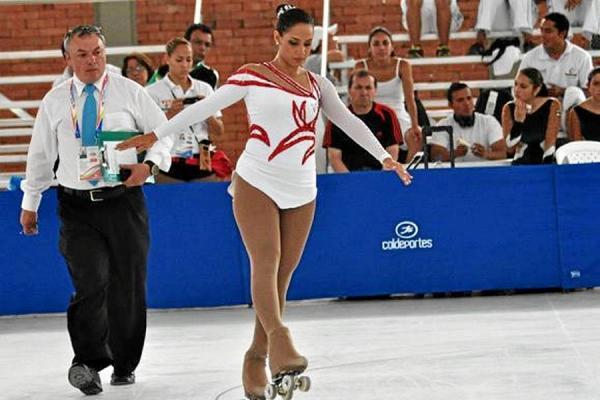 Daniela Restrepo ganó el primer oro para el Valle en los Juegos Nacionales