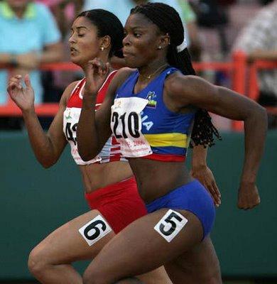 Atletismo, fortaleza del Valle en los Juegos Nacionales