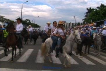 Hoy es el día de la cabalgata en la Feria de Cali
