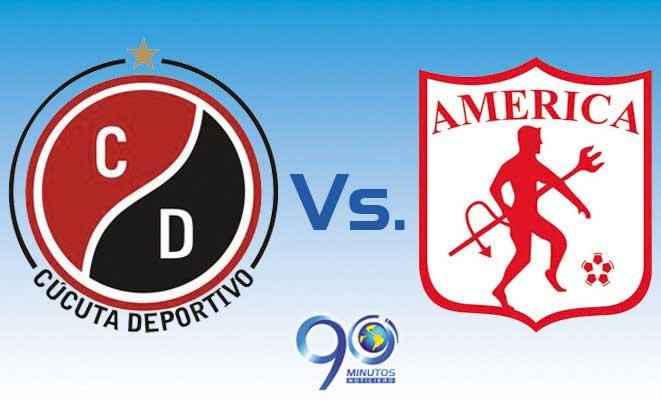 Minuto a minuto, partido promoción Cúcuta Deportivo vs América de Cali
