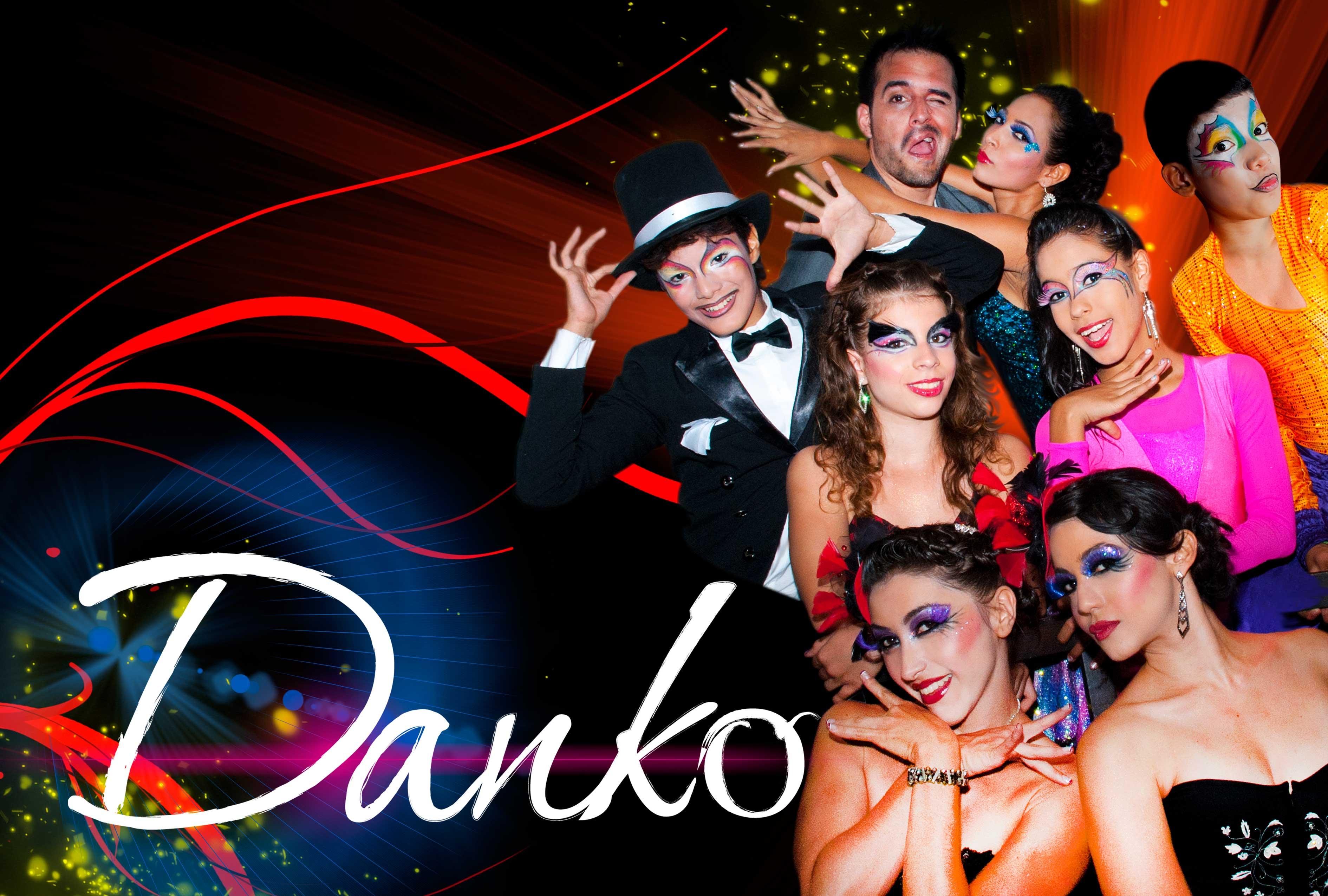 Danko: danza, teatro y comedia en la misma obra