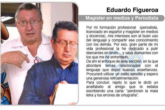 ABC... Dando, por Eduardo Figueroa