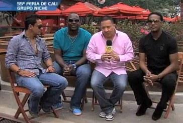 Grupo Niche invitado especial de la Feria de Cali