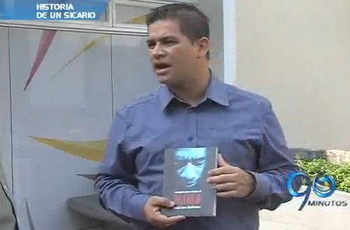 Escritor vallecaucano presenta su libro basado en la historia de un sicario