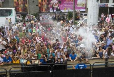 Autoridades hacen prevalecer la seguridad en la feria