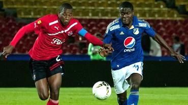 Sin goles 'Poderosos' y 'Embajadores' igualaron el primer encuentro de la final
