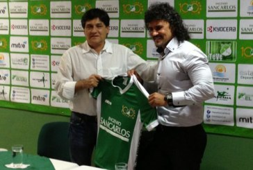 El técnico Leonel Álvarez ya se puso la camiseta del Deportivo Cali