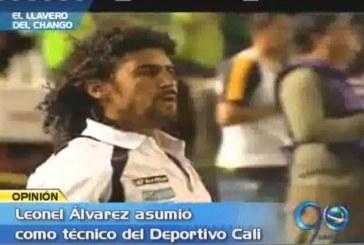 El Llavero del Chango: Leonel, la renovación del Deportivo Cali