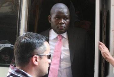 Ordenan medida de aseguramiento contra Juan Carlos Martínez