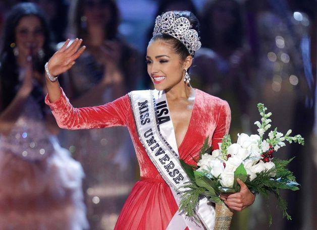 Señorita USA, Olivia Culpo es la nueva Miss Universo 2012