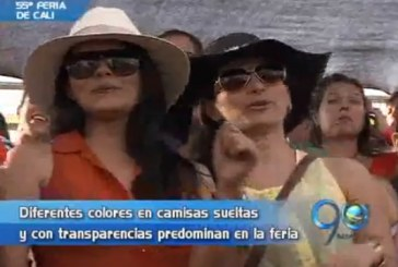 Tendencias de moda en la Feria y caldo pa'l desenguayabe