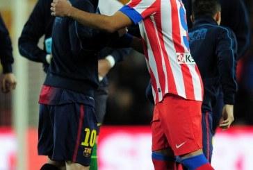 'La Pulga' y 'El Tigre', destello de figuras en el Camp Nou