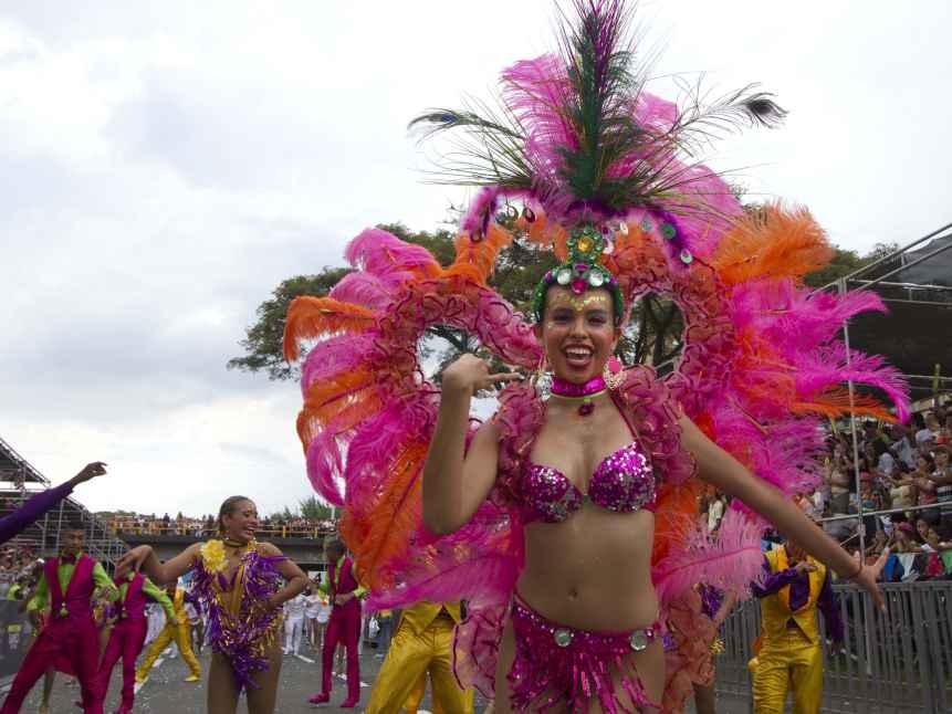 El Salsódromo dio inicio oficial a la Feria de Cali