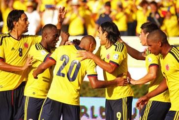 Colombia, la quinta mejor selección del mundo según la Fifa