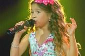 Shaira ganó concurso de música infantil en Miami