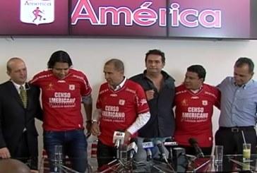 Diego Umaña, listo para comenzar el retorno de América a la A
