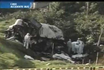 Fiscalía investiga las causas del accidente en vías de Cundinamarca
