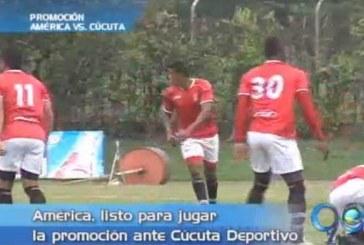 Paulo César Arango, ilusionado en jugar el partido de la promoción