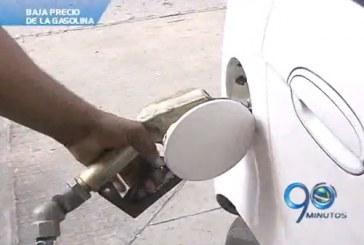 Usuarios celebran rebaja en el precio de la gasolina
