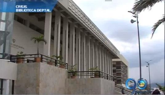 Déficit de la Biblioteca Departamental asciende a 1 000 millones de pesos
