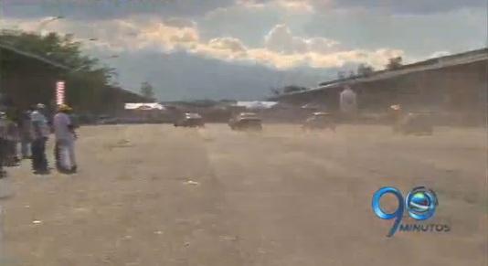 Víctima de accidente en Cavasa reclama pago de gastos médicos