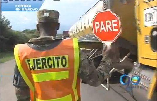 Policía Militar vigilará las carreteras durante el fin de año
