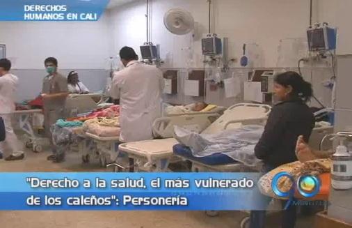 El derecho a la salud es el más vulnerado de todos, según Personería