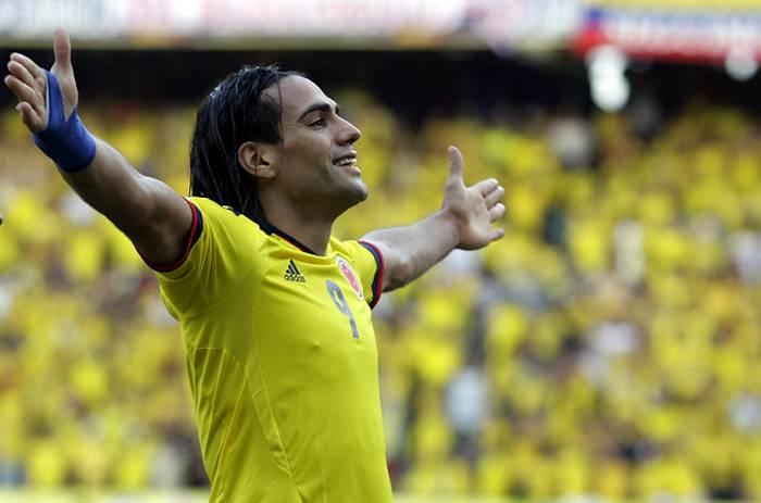 Falcao García será galardonado como el Mejor Jugador del Año 2012