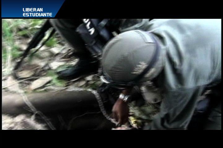 Gaula rescata a joven secuestrado en Palmira
