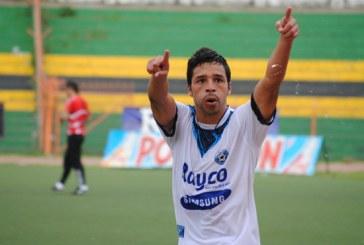 El delantero Luis Ferney Ríos, primer refuerzo del Deportivo Cali