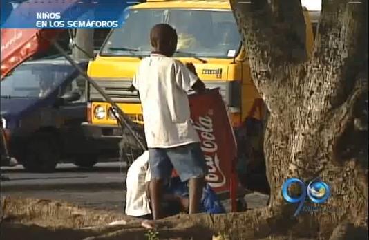 Cali es la ciudad del país donde más niños trabajan