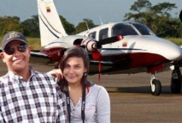 Tristeza por fallecimiento de una familia en accidente aéreo
