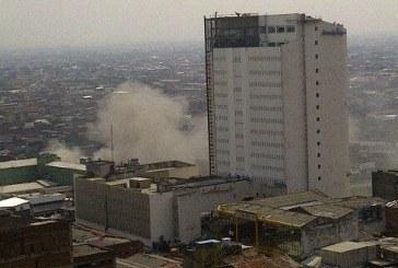 Explosión en una polvorería en el centro de Cali