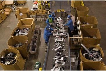 Cinco consejos prácticos para reciclar tecnología