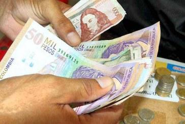 Incremento del 4.02% en el salario mínimo, no convence a los colombianos