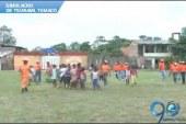 Simulacro de tsunami en Tumaco, Nariño