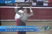 Triunfadores en la segunda noche taurina en Cañaveralejo