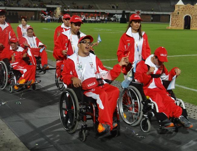 El Valle también fue subcampeón en los III Juegos Paranacionales