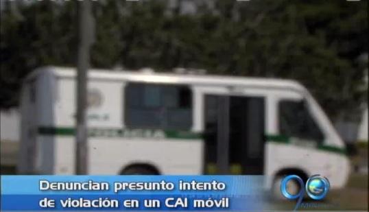 Padre denuncia presunta violación de su hijo en un CAI móvil