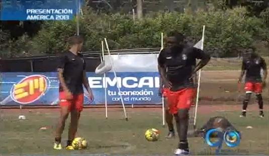 América prepara su equipo para la temporada de ascenso 2013