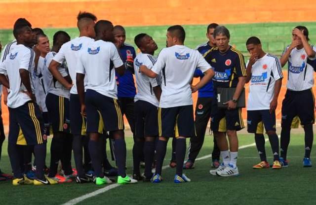 Selección Colombia será juez de Argentina en el Suramericano Sub-20