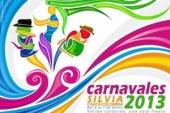 El 'Carnaval de Blancos y Negros' también se vive en Silvia