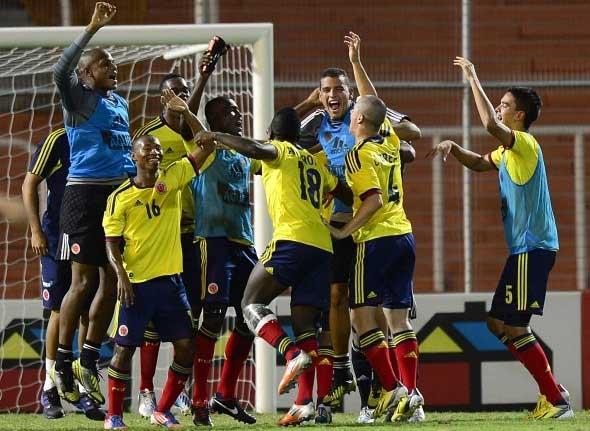 Selección Colombia va hoy por su tricampeonato en el Suramericano Sub-20